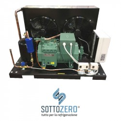 Unità condensatrice ad aria compressore Bitzer 2FES-3