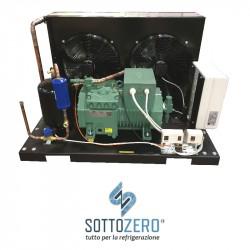 Unità condensatrice ad aria compressore Bitzer 4DES-7