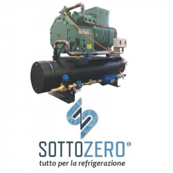 Unità condensatrice remota compressore Bitzer 4JE-15