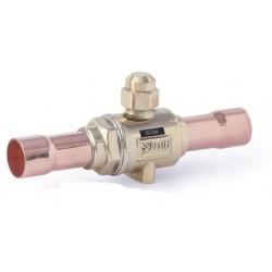 RUBINETTI A SFERA PER R744 - CO2 CASTEL