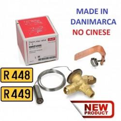 VALVOLA DI ESPANSIONE TERMOSTATICA DANFOSS T2 R448A-R449A