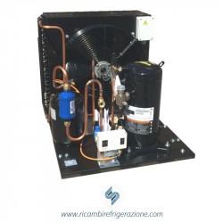 Unità condensatrice ad aria compressore Copeland-scroll ZB21V2 con doppia ventola